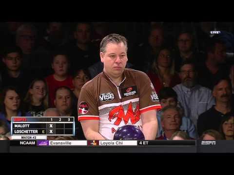 PBA Bowling USBC Masters 02 14 2016 (HD)