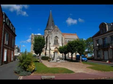 BEAUMONT EN AUGE dans le Calvados  - France