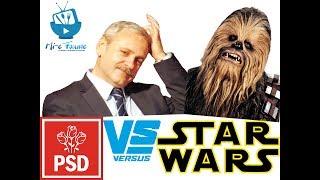 Chewbacca din Star Wars vs DRAGNEA din PSD - Mi-e Foame! (s02e16 )