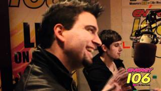 Marianas Trench Full Video Interview