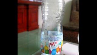 Lật chai nước cực đỉnh (water bottle flip)