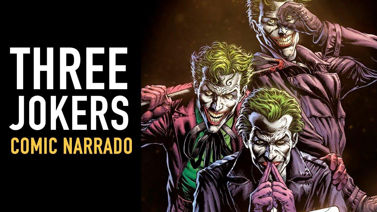 Batman: Three Jokers I Cómic narrado