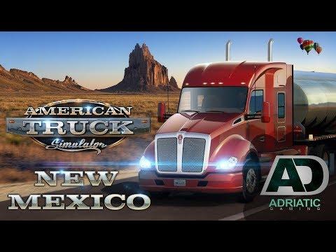 Evo nas u Albuquerque - ATS: New Mexico
