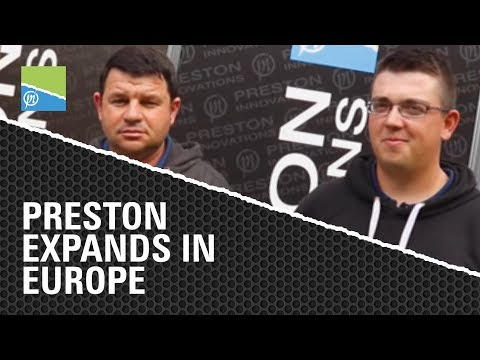 *PRESTON NEWS* Preston Innovations Expand In Europe!