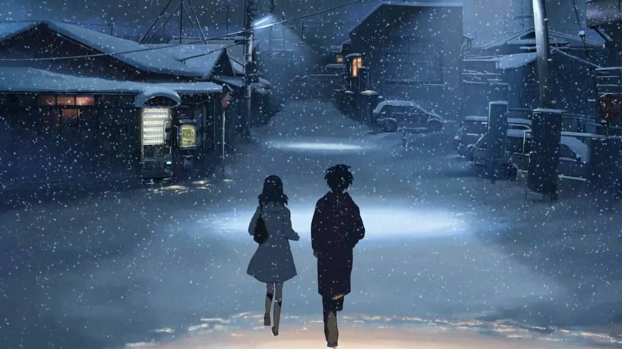 5 Centimeters per Second / Byôsoku 5 senchimêtoru - Japanese 720p Trailer Eng Subs