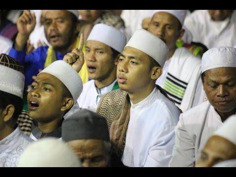 Qosidah Ahlan Wa Sahlan Bin Nabi @ Gedangan (12 Nopember 2016)