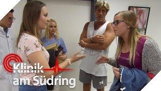 Tochter erfährt, dass Vater mit ihrer Klassenkameradin zusammen ist | Klinik am Südring | SAT.1 TV