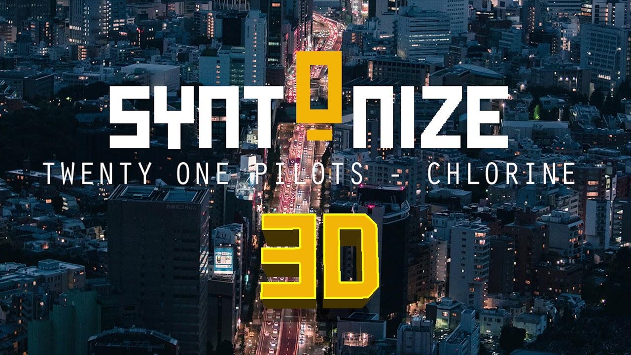 Chlorine - Twenty One Pilots [ 3D/8D AUDIO-SOUND ]