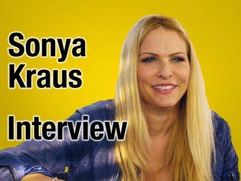 Sonya Kraus: Botox macht glücklicher! - Interview