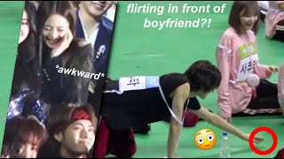 idols EMBARRASSING and FUNNY interactions (pt. 2)