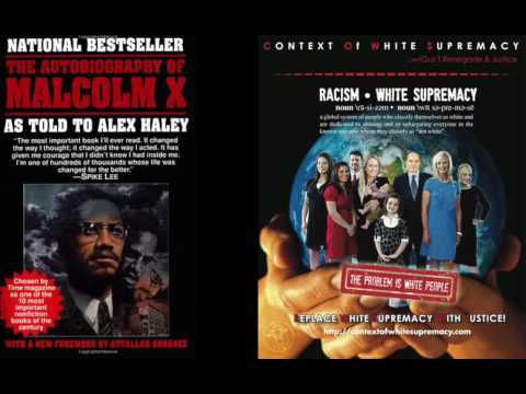The C.O.W.S. THE AUTOBIOGRAPHY OF MALCOLM X Part I