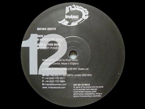 Bryan Zentz - Desert Power