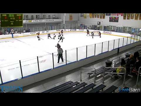 11 26 17 Game 5  2 Nations Cup   Trenton Kennedy Recreation Center McInerney Arena 2017