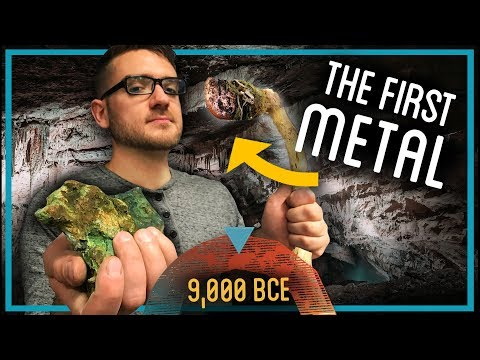 Crafting Humanity's First Metal
