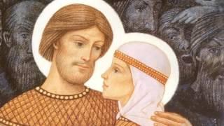 Семейные традиции в Повести о Петре и Февронии