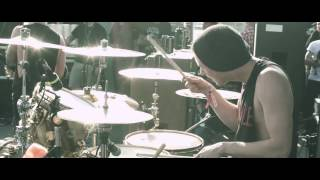 Luke Holland - The Word Alive - Play The Victim LIVE At Self Help Festival