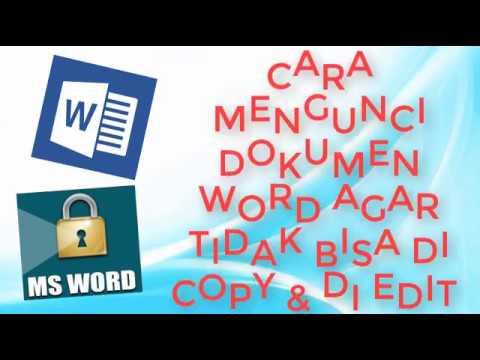 Cara Mengunci File Powerpoint atau Pdf Agar Tidak Bisa di Copy.