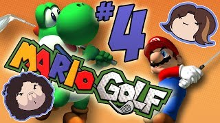 Mario Golf: Hurry Up! - Part 4 - Game Grumps Vs