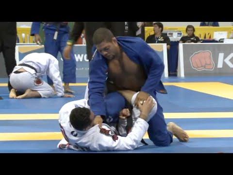 Braulio Estima VS Andre Galvao / World Championship 2013