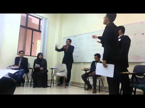 Arabic Debate UIA A - UM A (Radhi)