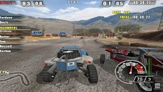 ATV Offroad Fury 4 - PS2 Gameplay (1080p60fps)
