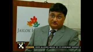 Parkinson's disease:News X - Dual Pacemaker News coverage - Dr.Paresh K Doshi