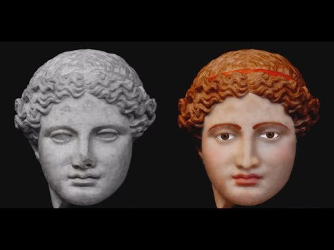 Colors of Ancient Europe – Hera