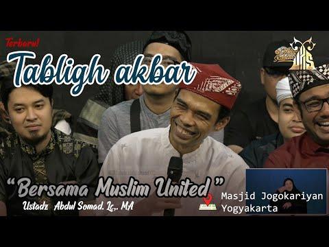 video-ceramah-ustadz-abdul-somad-terbaru-bersama-muslim-united-ᴴᴰ-|-masjid-jogokariyan,-yogyakarta