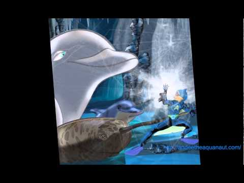 Andee the Aquanaut Trilogy, Bo...