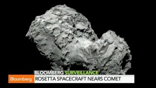 Rosetta Spacecraft Nears Comet