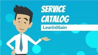 Service Catalog - Lear[n]Gain(, 2015-09-16T04:21:51.000Z)