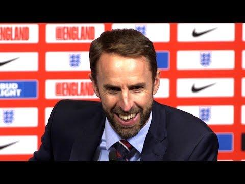 England 2-1 Croatia - Gareth Southgate Full Post Match Press Conference - UEFA Nations League
