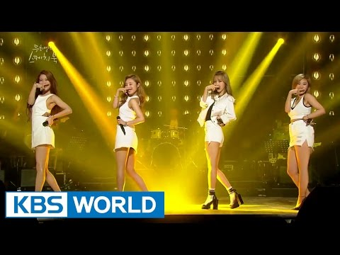 MAMAMOO - Mr. Ambiguous / Um Oh A Yeh [Yu Huiyeol's Sketchbook]