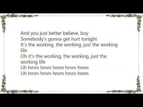 Bruce Springsteen - Factory Lyrics
