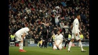 Le débrief Real Madrid 1-4 Ajax Ligue des Champions