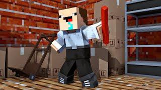DER DÜMMSTE MÖRDER der WELT! - Minecraft [Deutsch/HD]