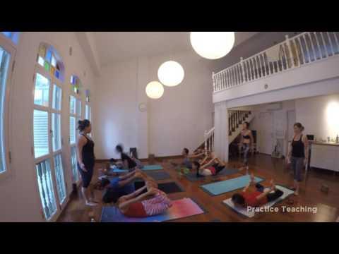 Power To Lead Yoga Teacher Training Singapore