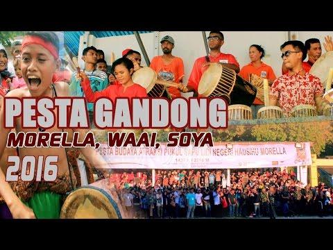 Pesta Gandong Morella, Waai, Soya 2016 (part 2)