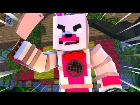 Funtime Foxy Is The Murderer (Minecraft Fnaf Roleplay Adventure)