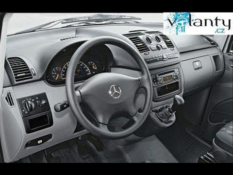 airbag und lenkrad ausbauen mercedes benz vito viano w639. Black Bedroom Furniture Sets. Home Design Ideas