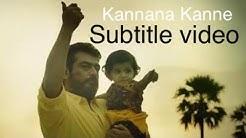 Kannana Kanne Viswasam Lyrics Meaning | Subtitle Video