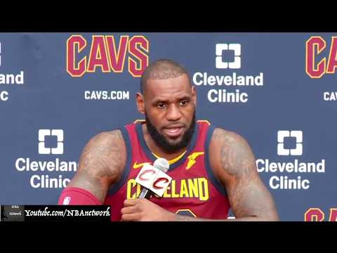 Lebron James on His Upcoming Free Agency! [NBA Network]