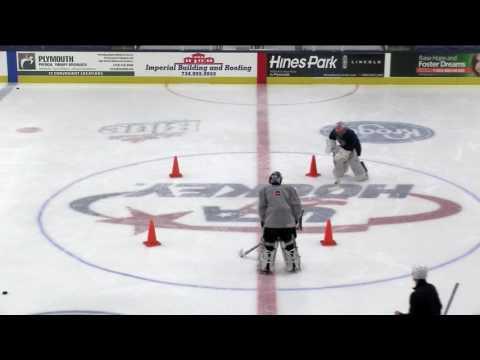 Goaltender Skill of the Month: Partner Passing Progression