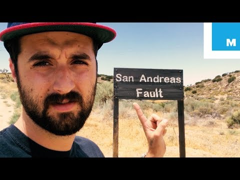 The San Andreas Fault - Present History