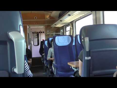 The Easy to Use German Trains: Frankfurt Airport to Cochem