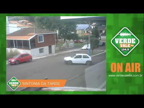Acompanhe ao vivo a programação da Verde Vale FM