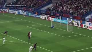 Montaje goles FIFA 14 PC - Ultra gfx