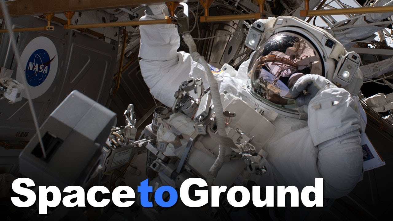 Space to Ground: New & Improved: 07/03/2020