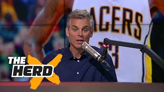 Paul George to Rockets? Houston reportedly interested | THE HERD