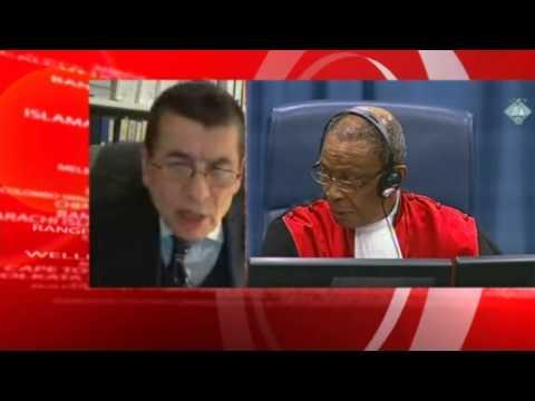 Sir GEOFFREY NICE INTERVIEW - BBC WORLD NEWS